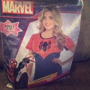 Spider-girl Halloween Costume. Brand new!